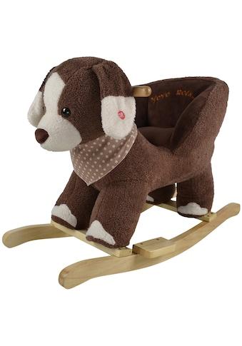 "Knorrtoys® Schaukeltier ""Hund Oskar"" kaufen"
