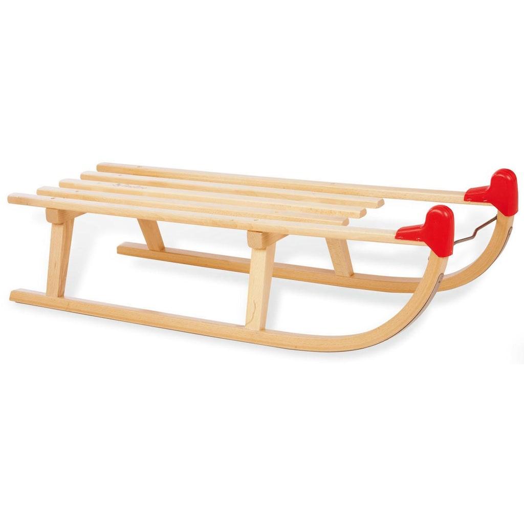 Pinolino® Schlitten »Davos-Schlitten«, aus Holz