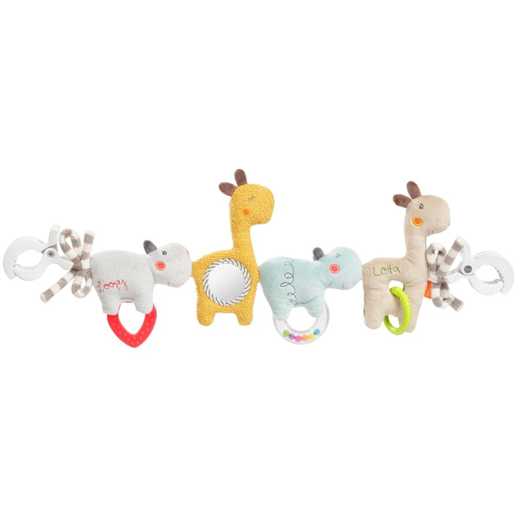 Fehn Kinderwagenkette »Loopy & Lotta«