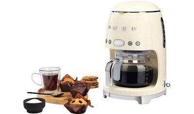 Smeg Filterkaffeemaschine DCF02CREU, Papierfilter 1x4 kaufen