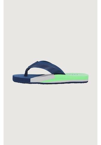 O'Neill Fb imprint punch sandals »Fb imprint punch« kaufen