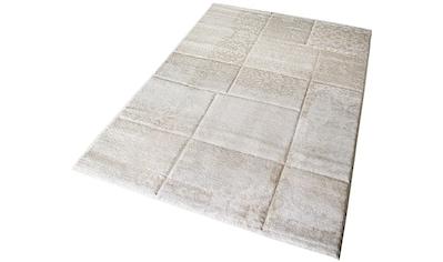 Teppich, »Trend 7425«, Sehrazat, rechteckig, Höhe 13 mm, maschinell gewebt kaufen