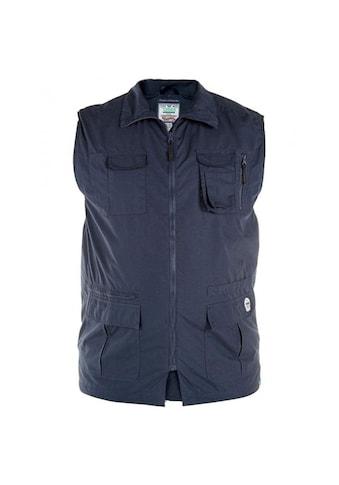 Duke Clothing Funktionsweste »Herren Multi Enzo mit Taschen, Kingsize« kaufen