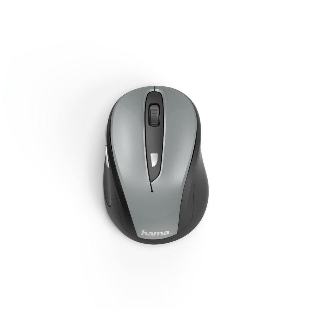 Hama Kompakte Funk PC Maus, kabellose Computermaus, 800-1600 dpi