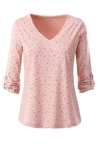 Ambria Shirt mit Sternchen kaufen