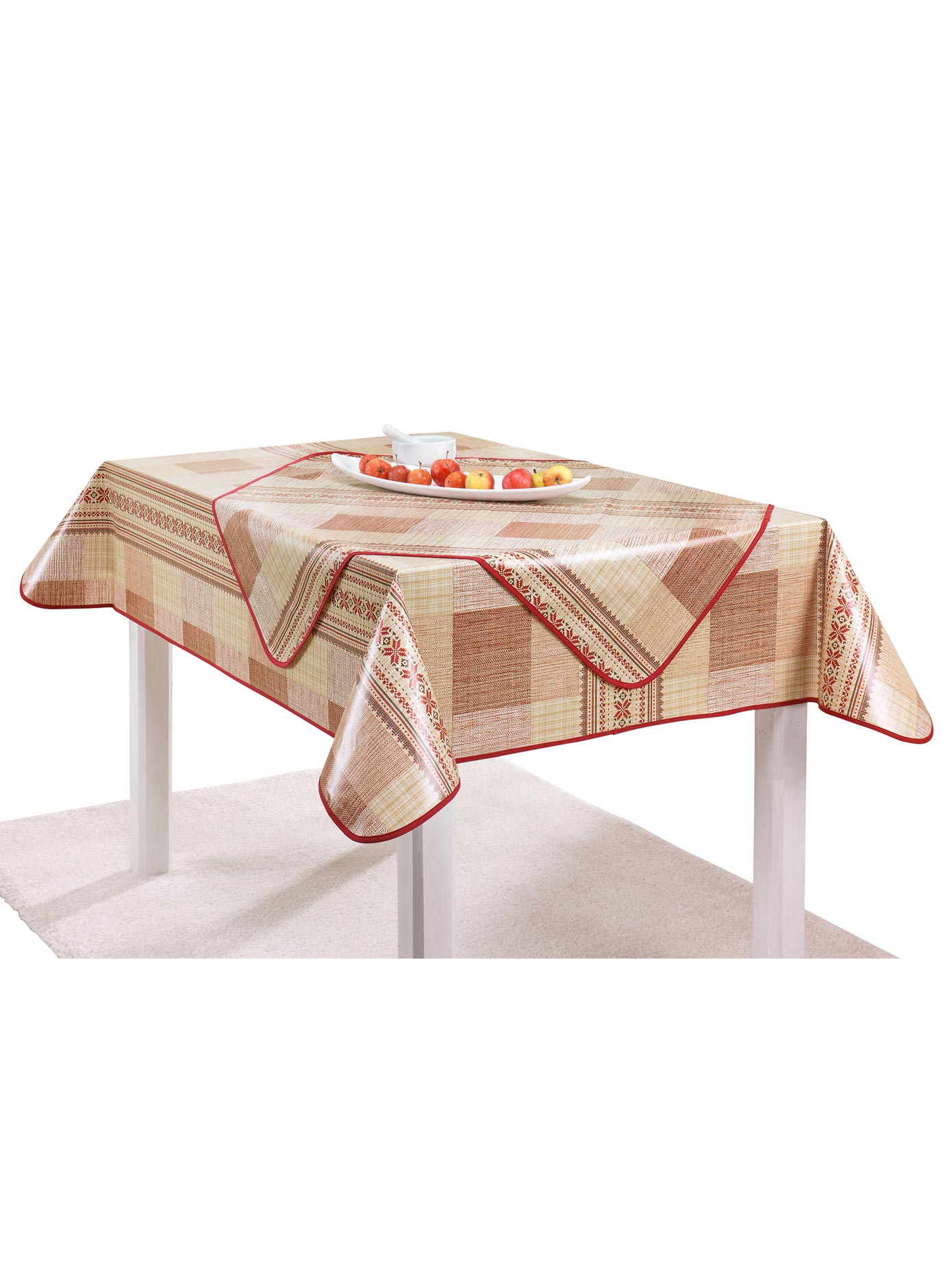 Wäschepur Tischdecke