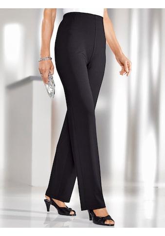 m. collection Jerseyhose, in fließender Qualität kaufen