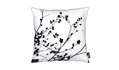 Dekokissen, »Winter Silhouettes 1«, Juniqe kaufen
