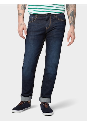 TOM TAILOR Straight - Jeans »Marvin Straight Jeans« kaufen