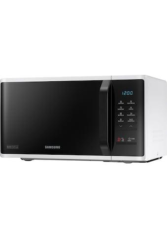 Samsung Mikrowelle »MS23K3513AW/EG«, Mikrowelle, 800 W kaufen