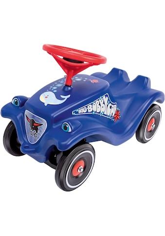 BIG Rutscherauto »BIG-Bobby-Car-Classic Ocean«, Made in Germany; mit Ozean-Aufklebersatz kaufen