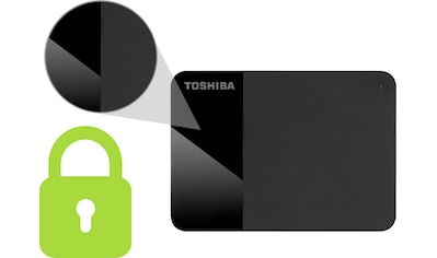 "Toshiba externe HDD-Festplatte »Canvio Ready«, 2,5 "" kaufen"