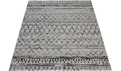 Teppich, »Maria«, INOSIGN, rechteckig, Höhe 6 mm, maschinell gewebt kaufen