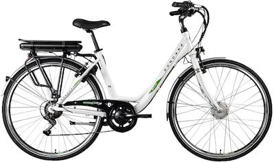Zündapp E-Bike »Z503«, 7 Gang, Shimano, Tourney RD-TY21, Frontmotor 250 W kaufen