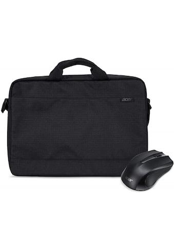 """Acer Notebook Starter Kit 2.Gen (15.6"""") + Maus »schnurlosen Maus und einer Notebooktasche« kaufen"""