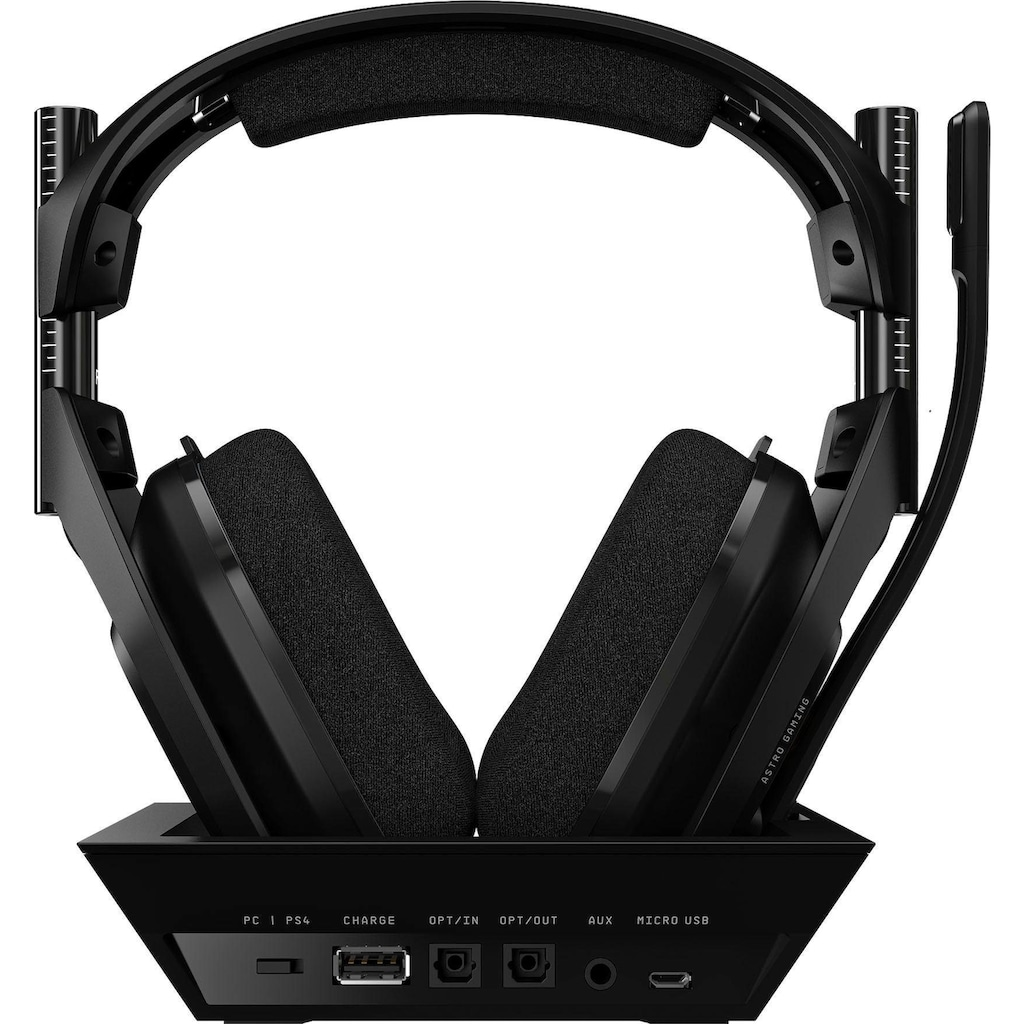 ASTRO Gaming-Headset »A50 Gen4 PS4«, Rauschunterdrückung