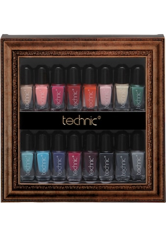 "technic Nagellack - Set ""Colour Run Nail Polish"", 16 - tlg. kaufen"