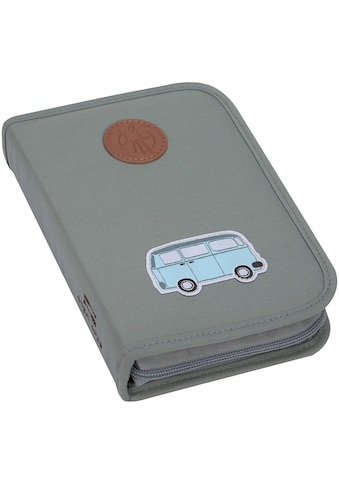 "Lässig Federmäppchen ""School Pencil Case Big Adventure Bus, olive"" kaufen"