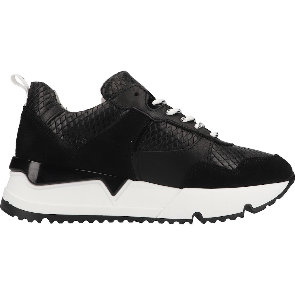 Bullboxer Sneaker »Veloursleder«