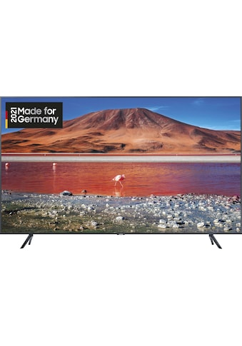 """Samsung LED-Fernseher »GU50TU7199U«, 125 cm/50 """", 4K Ultra HD, Smart-TV, Crystal UHD kaufen"""