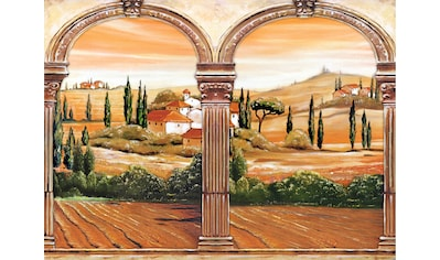 PAPERMOON Fototapete »Tuscany«, Vlies, in verschiedenen Größen kaufen