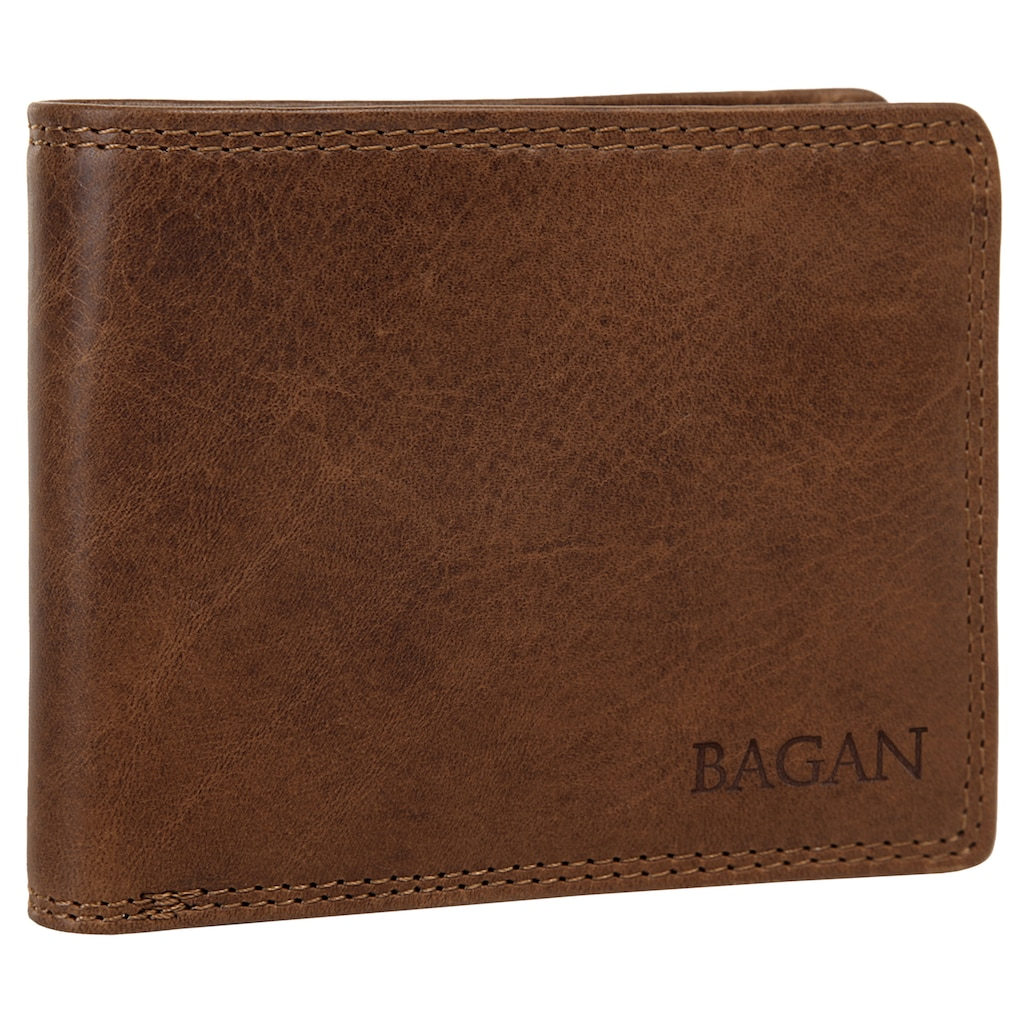 Bagan Geldbörse, Kreditkartenfächer