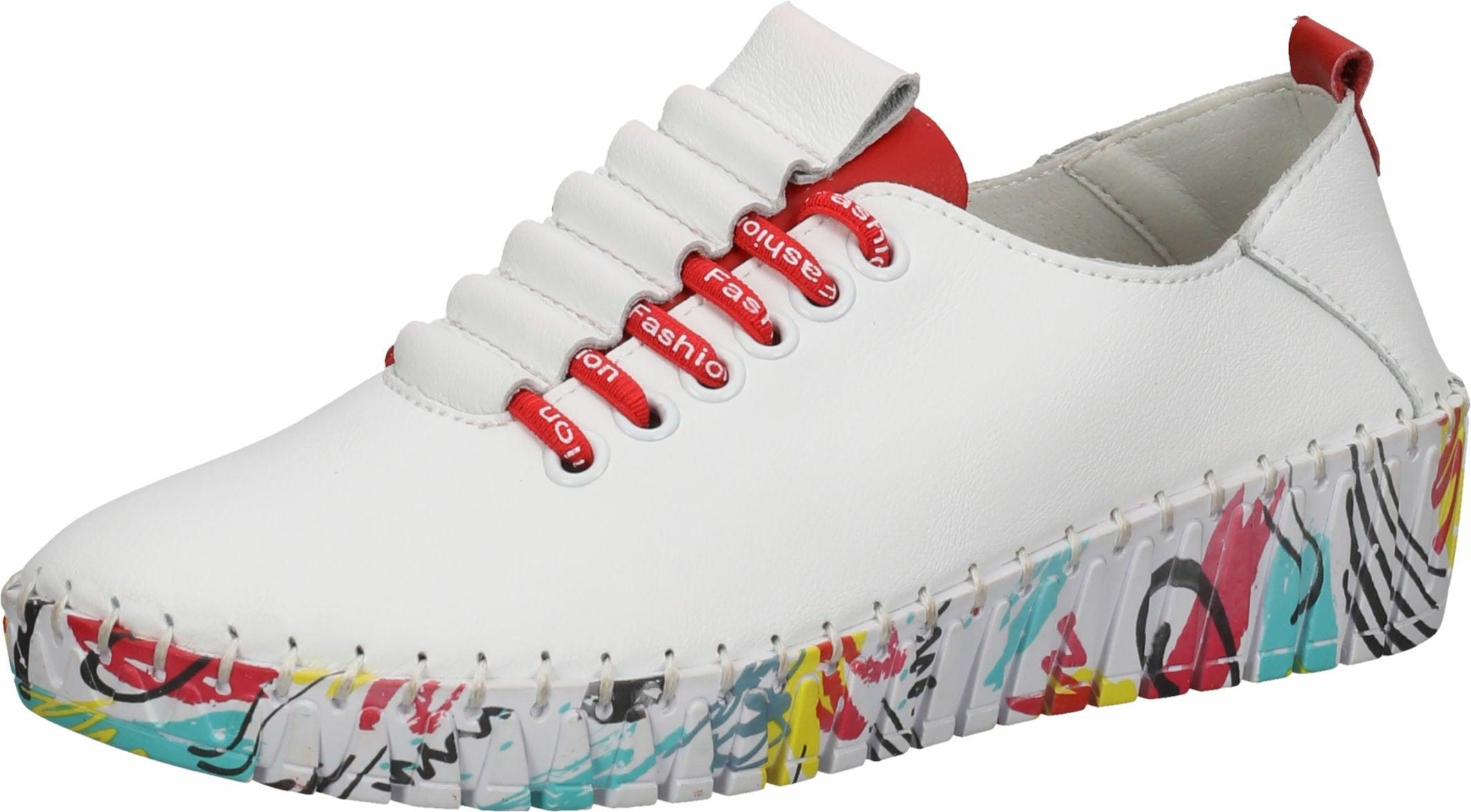 COSMOS Comfort Sneaker Leder