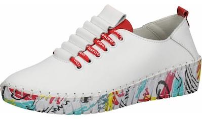 COSMOS Comfort Sneaker »Leder« kaufen