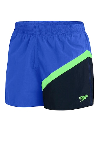 Speedo Badeshorts, im Colorblock-Design kaufen