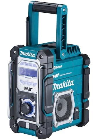 Makita Baustellenradio »DMR112«, ( FM-Tuner-Digitalradio (DAB+) ) kaufen