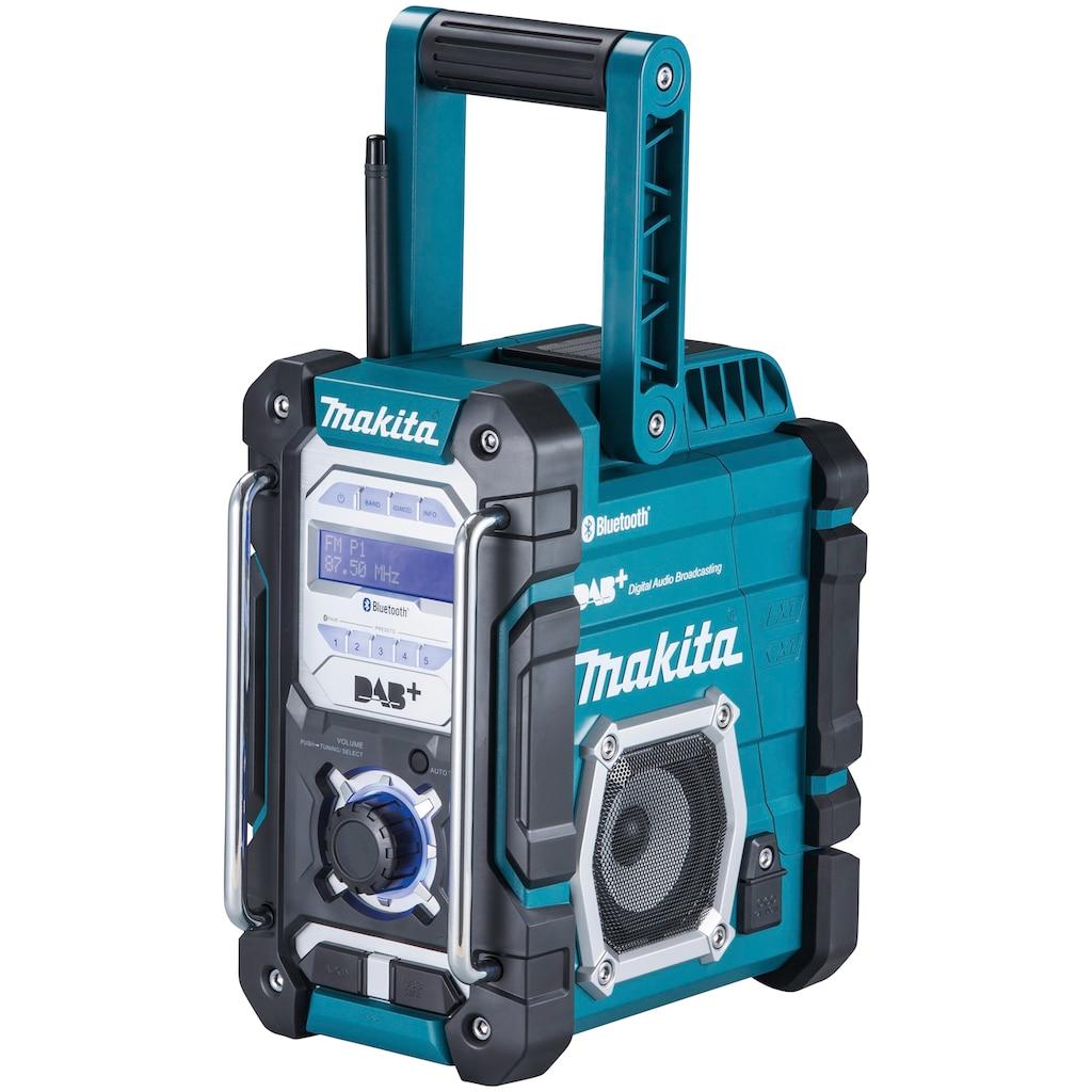 Makita Baustellenradio »DMR112«, ( FM-Tuner-Digitalradio (DAB+) )