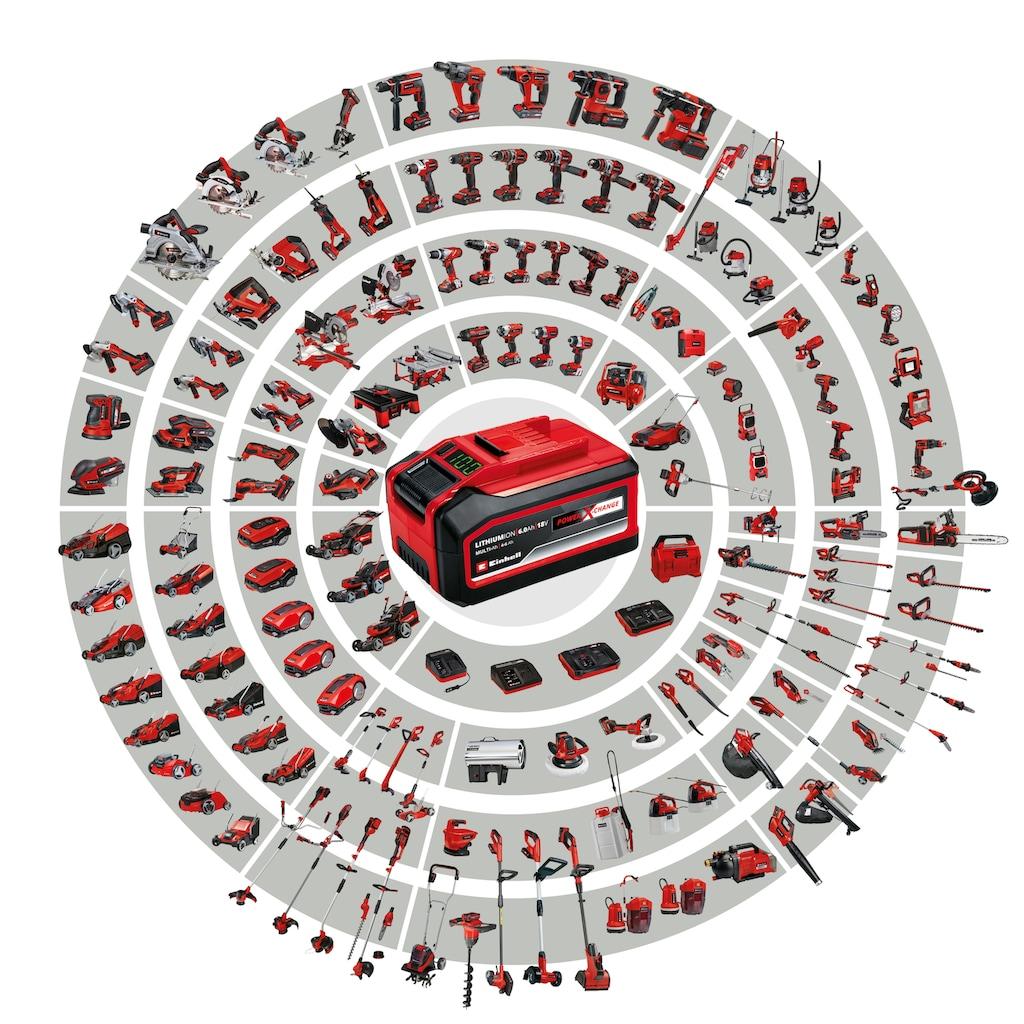 Einhell Akku-Ladestation »Power X-Fastcharger 4A«, 4000 mA, PXC-Ladegerät