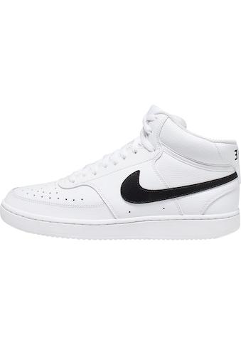 Nike Sportswear Sneaker »Court Vision Mid« kaufen