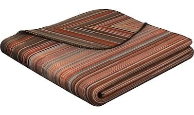 BIEDERLACK Wohndecke »Lost Thread«, hergestellt aus einem Materialmix kaufen