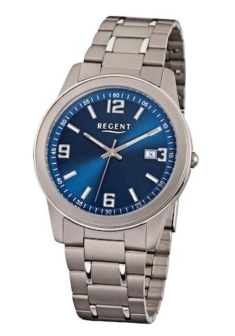 Regent Quarzuhr »11090312  -  F840« kaufen