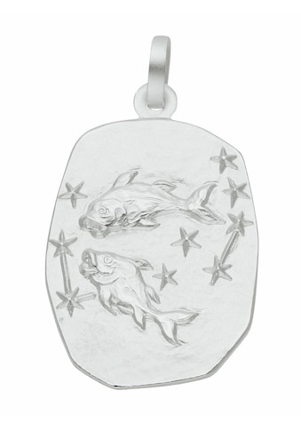 Adelia´s Kettenanhänger »925 Silber Sternzeichen Anhänger Fisch« kaufen