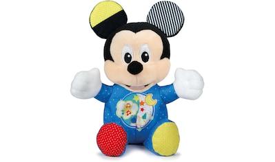 Clementoni® Plüschfigur »Baby Clementoni - Mickey Lights and Dreams«, mit Licht und Sound kaufen