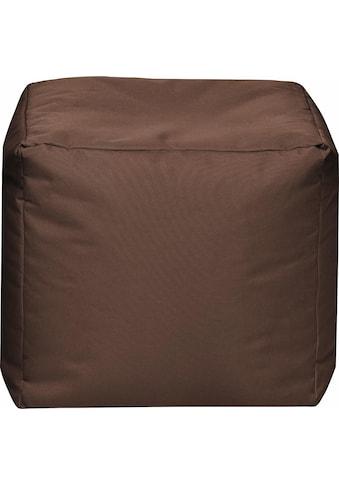 Sitting Point Sitzsack »Cube SCUBA« kaufen