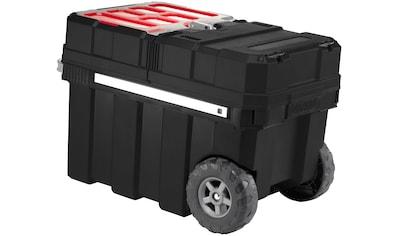 KETER Werkzeugtrolley »Master - loader«, 6 herausnehmbare Kleinteilefächer, mit Softgriff kaufen