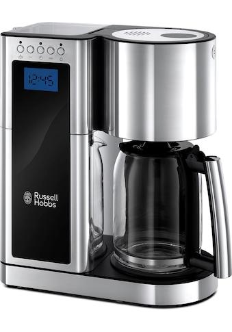 RUSSELL HOBBS Filterkaffeemaschine »Elegance 23370-56«, 1x4, 1600 Watt kaufen