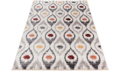 Sehrazat Teppich »Mystic 2320«, rechteckig, 9 mm Höhe, Kurzflor, Wohnzimmer kaufen