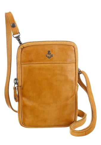 HARBOUR 2nd Mini Bag »Benita«, aus griffigem Leder mit typischen Marken-Anker-Label kaufen