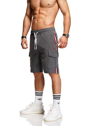 behype Shorts »FABIO«, mit Cargo-Taschen kaufen