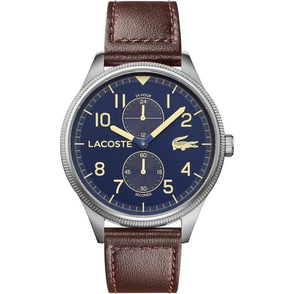 Lacoste Quarzuhr »LACOSTE CONTINENTAL, 2011040«