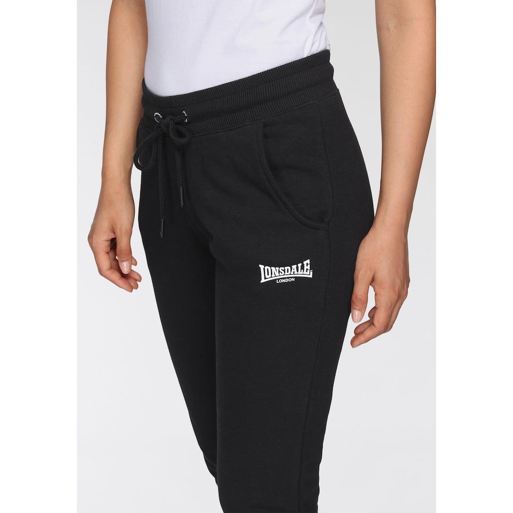 Lonsdale Jogginghose »WEYCROFT«