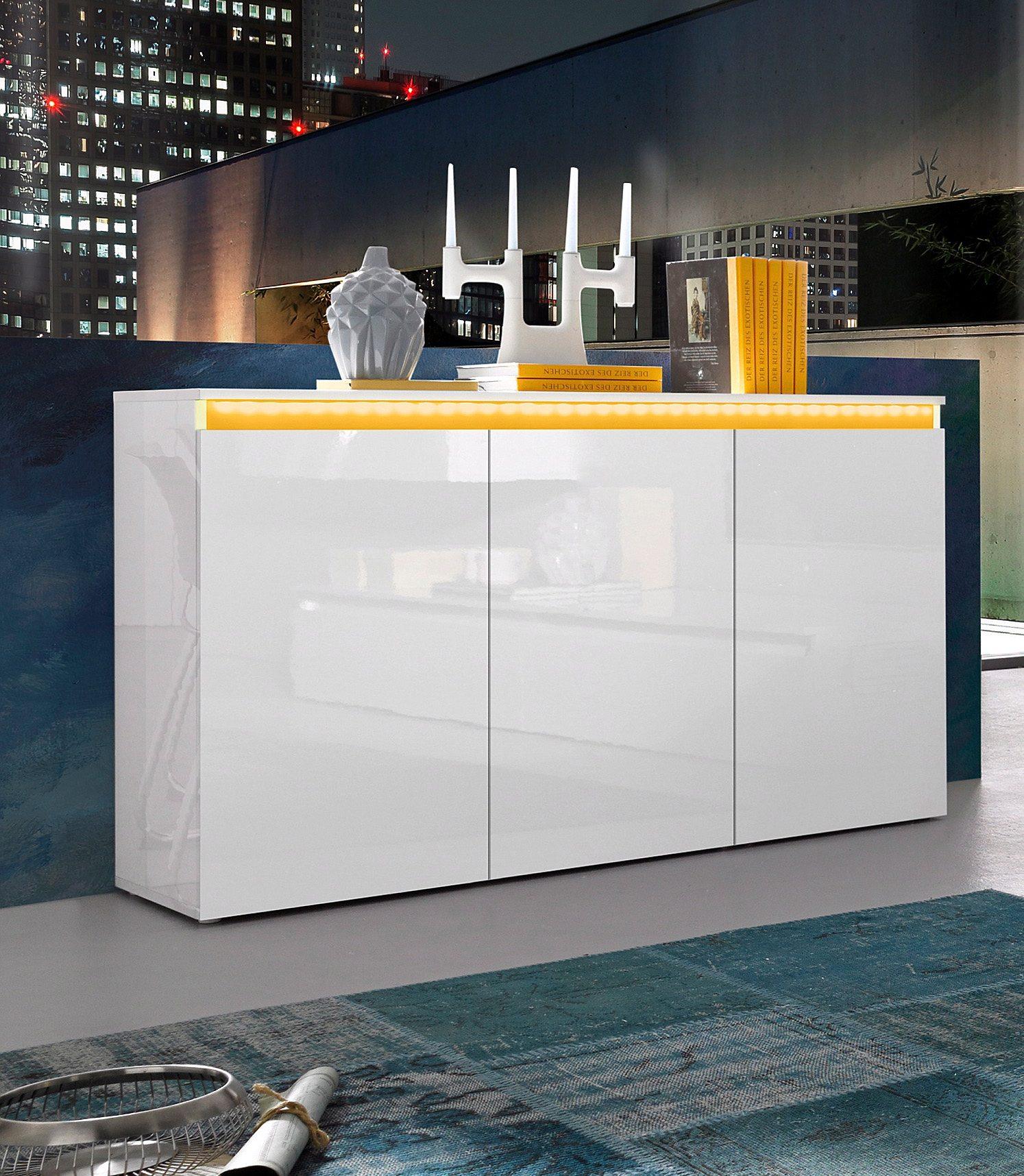 Tecnos Sideboard Breite 130 cm