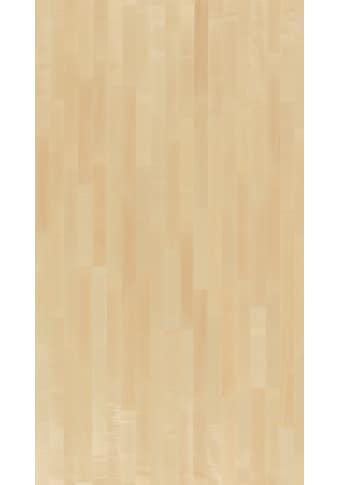 PARADOR Parkett »Classic 3060 Natur  -  Bergahorn, lackiert«, 2200 x 185 mm, Stärke: 13 mm, 3,66 m² kaufen