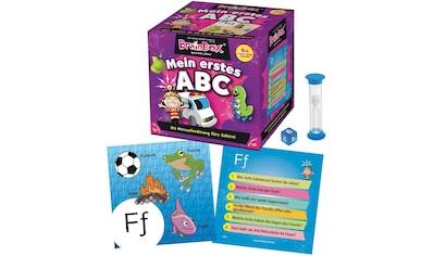 Spiel »BrainBox, Mein erstes ABC« kaufen