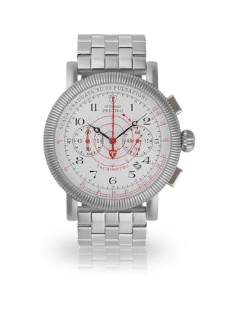DETOMASO Chronograph »PRECISO SILVER WHITE« kaufen