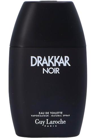 Guy Laroche Eau de Toilette »Guy Laroche Drakkar Noir« kaufen